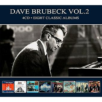 Dave Brubeck - Eight Classic Albums Volume 2 CD