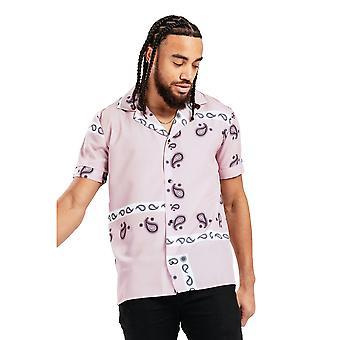 Hype Heren Paisley Shirt