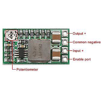 Ultra-kleine Größe DC-DC Step Down Netzteilmodul 3a Abwärtswandler einstellbar 1.8v 2.5v 3.3v 5v 9v 12v