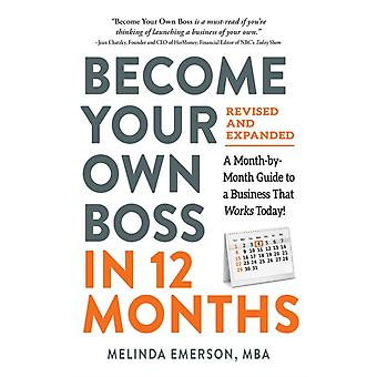 Become Your Own Boss in 12 Months Revised and Expanded  A MonthbyMonth Guide to a Business That Works Today by Melinda Emerson