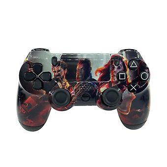 2pc set Bluetooth Gamepad Wireless PS4 Controller For PlayStation 4 Pro/Slim/DualShock 4 Game Joystick Graffiti 6
