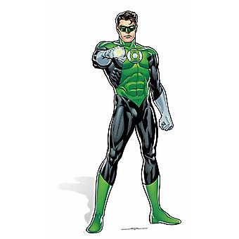 Green Lantern Comic Style DC Comics Cardboard Cutout / Standee / Stand Up