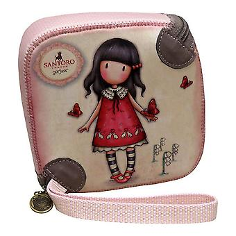 Lunchbox Gorjuss Time to Fly Pink