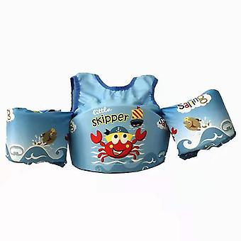 Cute, Fun And Safe Children's Swimming Life Jackets, Children's Buoyancy Vest Armbands