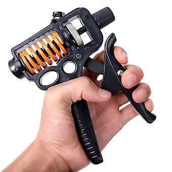 """התקן כוח אחיזה מתכוונן עם מכשיר שיקום אצבעות ארוך -ידית (25-50 ק""""ג"""