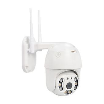 Ptz Wireless 4x Zoom Eu Outdoor Security Camera