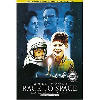 Carrera a la importación de los E.e.u.u. del espacio [DVD]