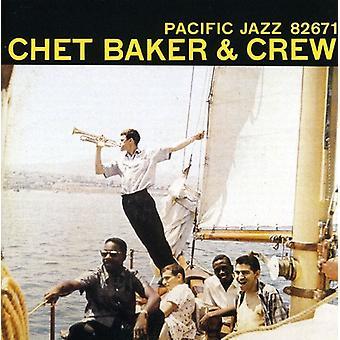 Chet Baker - import USA de Chet Baker & Crew [CD]
