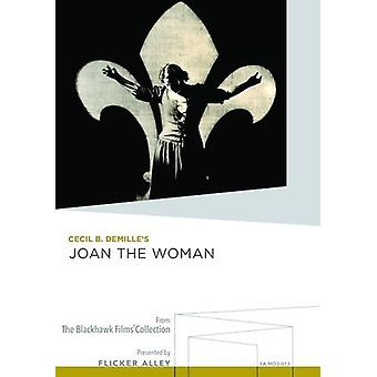 Joan the Woman [DVD] USA import