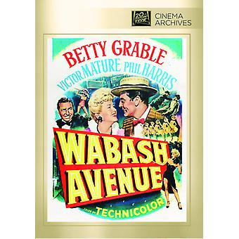 Import USA Wabash Avenue [DVD]