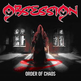Obsession - Order of Chaos [CD] USA import