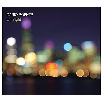 Dario Boente - Limelight [CD] USA import
