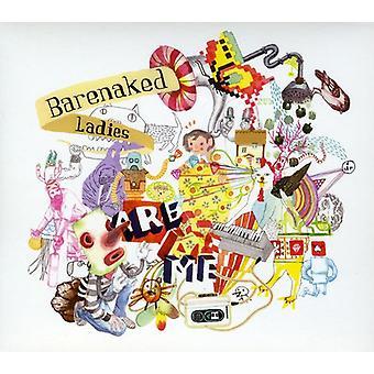 Barenaked Ladies - Barenaked Ladies Are Me [CD] USA import