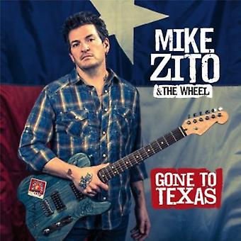Mike Zito - Gone to Texas [CD] USA import