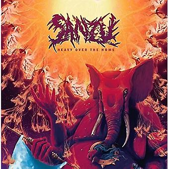 Sanzu - Heavy Over the Home [CD] USA import