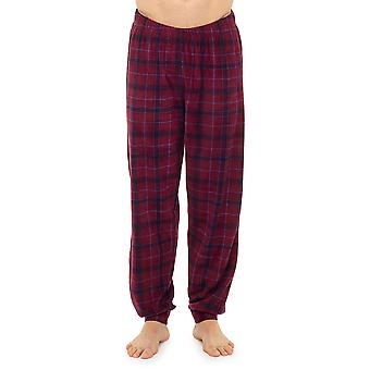 Tom Franks Plaid Mens selectievakje zomer Pyjama broek Lounge