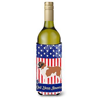 Moscow Watchdog American Wine Bottle Beverge Insulator Hugger
