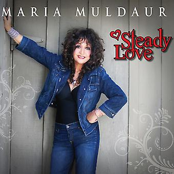 Maria Muldaur - Steady Love [CD] USA import