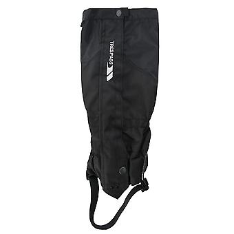 Trespass Yetişkin Unisex Nanuk Performans Gaiter (Pack 1)
