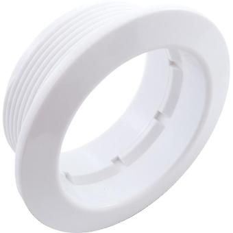 "Balboa 30-5843SBPLWHT 2.625"" HS Caged Wall Fitting - White"