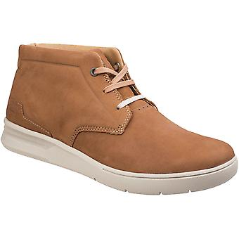 CAT Footwear Mens Theorem Lace Up leather Durable Chukka Ankle Boots
