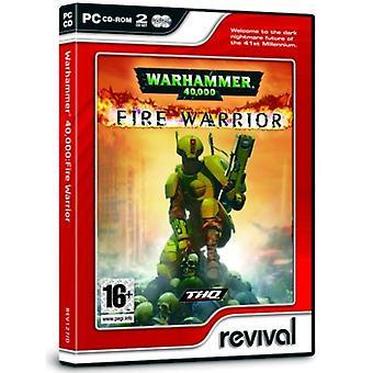 warhammer 40 000 Fire Warrior (PC DVD) - Neu