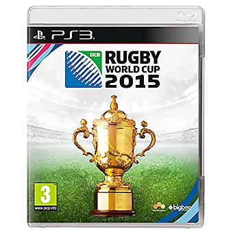 Rugby World Cup 2015 (PS3)-fabriken förseglad