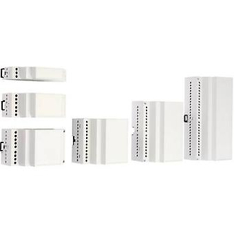 Weltron MR4/CB FA RAL7035 ABS DIN rail behuizing 70 x 90 x 55,8 acrylonitril butadieen styreen grijs-wit (RAL 7035) 1 PC (s)