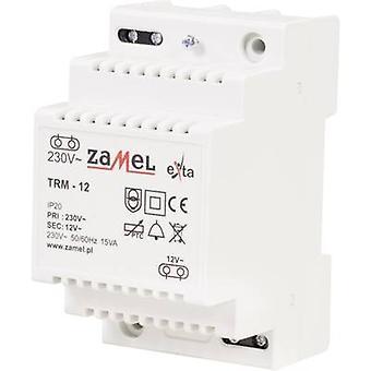 Zamel TRM-12 Bell transformer 12 V AC 1.25 A