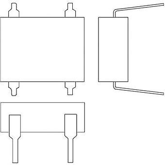 Infineon Technologies DF01M diod brygga EDIP 4 100 V 1 A 1-fas