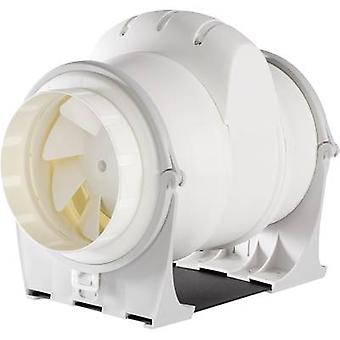 Wallair 20100267 rør extractor fan 230 V 320 m³/t 12,5 cm