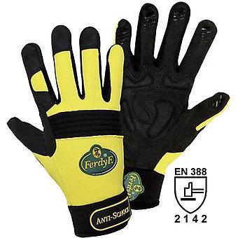 FerdyF. 1970 Yellow Clarino® Synthetic-Leather ANTI-SCHOCK EN 388