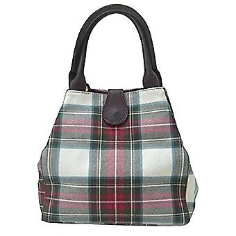 Tartan Handbag Z (Stewart Dress)