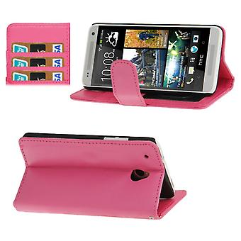 Cell phone case for mobile HTC one pink mini M4