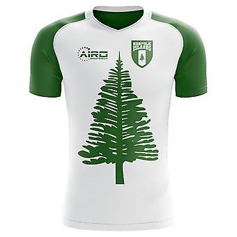 2020-2021 Insulele Norfolk Home Concept Fotbal Shirt