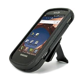 Body Glove Snap-On affaire avec Clip ceinture pour Samsung Epic 4G - noir