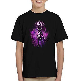 Fortnite Battle Royale Nalle Lasten t-paita