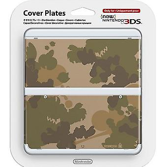 Nintendo 3DS Cover plaat Camouflage
