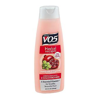 Alberto Vo5 Herbal Escapes Styrkelse Shampoo, Granatæble & Grapeseed, 443mL