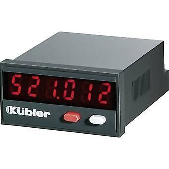 Kübler CODIX 521 Pulse counter Codix 521