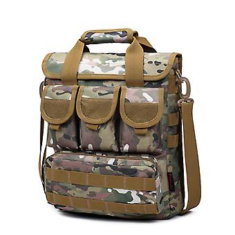 Shoulder bag in camouflage 33x29x9 cm KX6012ITALY