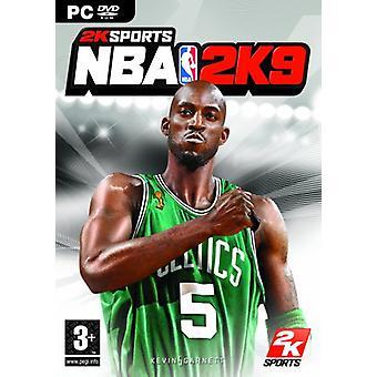 NBA 2K9 (PC DVD)-ny