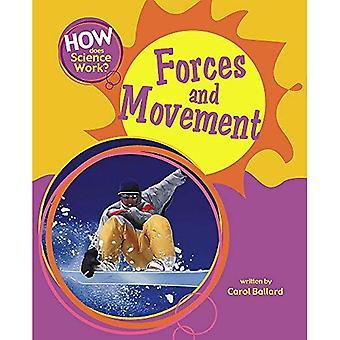 Hoe werkt wetenschap?: krachten en beweging
