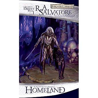 Homeland: Bk. 1 (Legend of Drizzt): 1 (Legend of Drizzt)