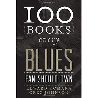100 Books Every Blues Fan Should Own (Best Music Books)