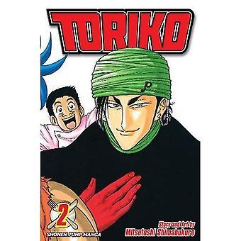 Toriko Vol 2