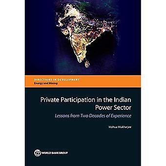 Participation du secteur privé dans le secteur de l'alimentation indienne: leçons tirées des deux décennies d'expérience (Directions en développement...