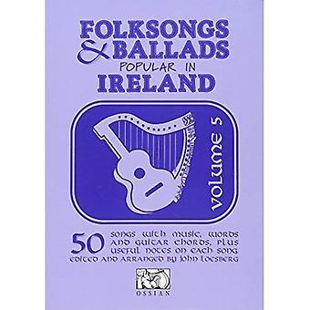 Chansons et ballades populaires en Irlande: c. 5