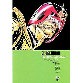 Judge Dredd: Het volledige geval bestanden 13: Complete Case Files v. 13 (2000 Ad)