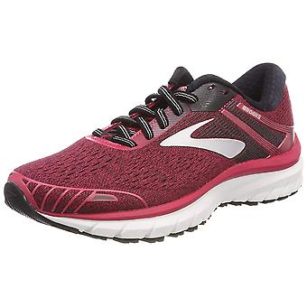 Brooks Womens Adrenaline GTS 18 Running Shoes - B Width (Standard)